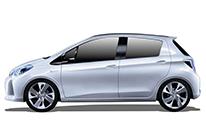 Velgen Voor Toyota Yaris Oponeonl
